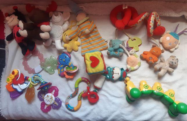 Zabawki dla bobasa