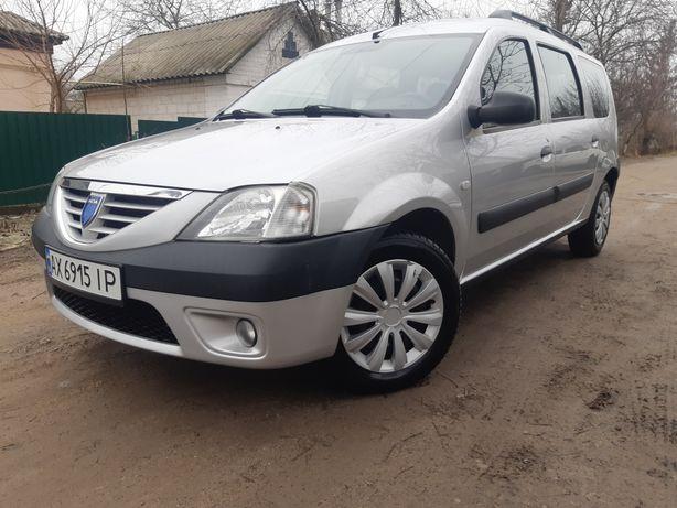 Продам Dacia Logan MCV 1.6 16v в отличном состоянии