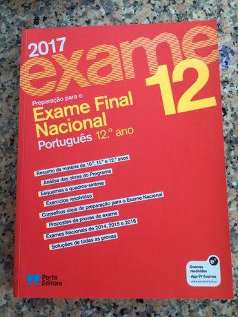Preparação para o Exame Final Nacional - Português - 12.º Ano