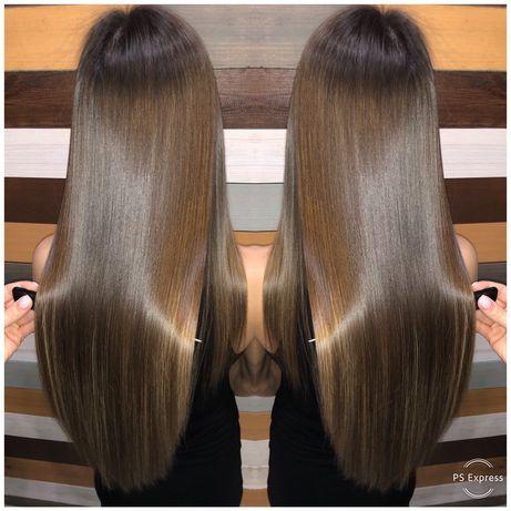 Ботокс для волос, кератин , восстановление волос!