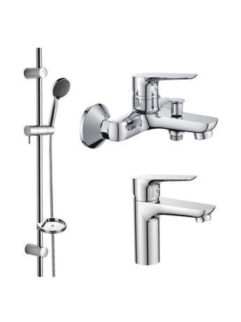 Набор смесителей для ванны Imprese Kit 200803 в 1