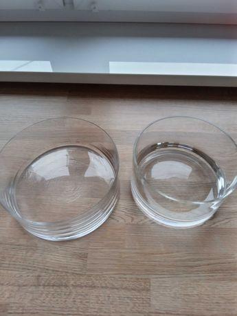 Misy szklane 2 sztuki