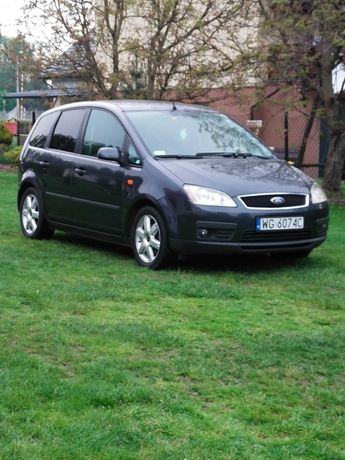 Ford Focus C-Max 2006 rok