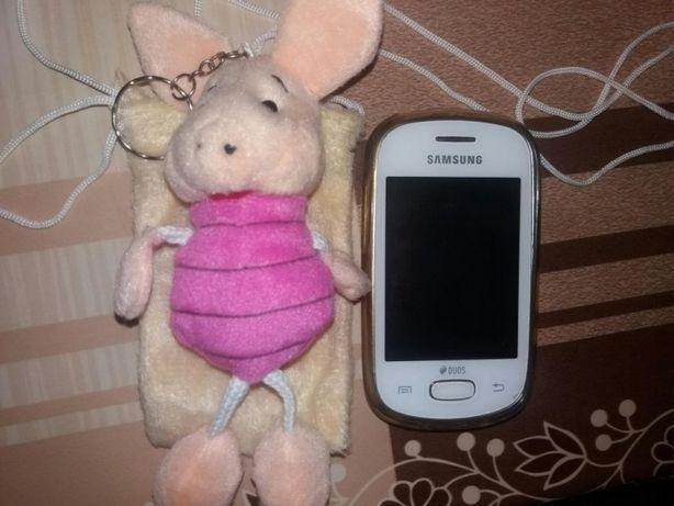 Детский чехол-игрушка для телефона