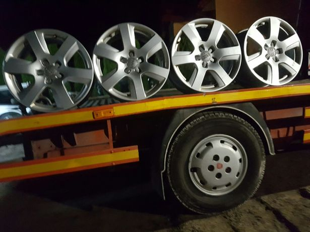 Felgi Aluminiowe Audi A6 B-Q5-R17 5x112 ET37 7.5Jx66.6