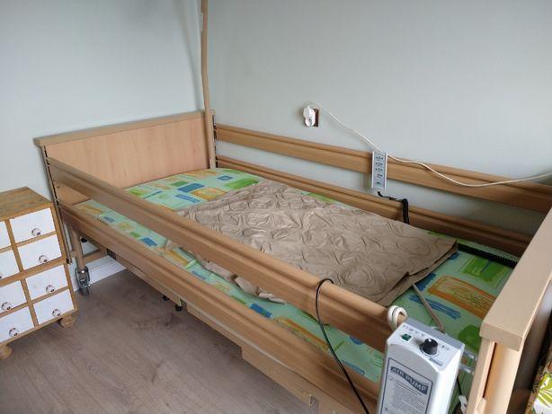 Łóżko rehabilitacyjne Burmeier długość leża 180 cm