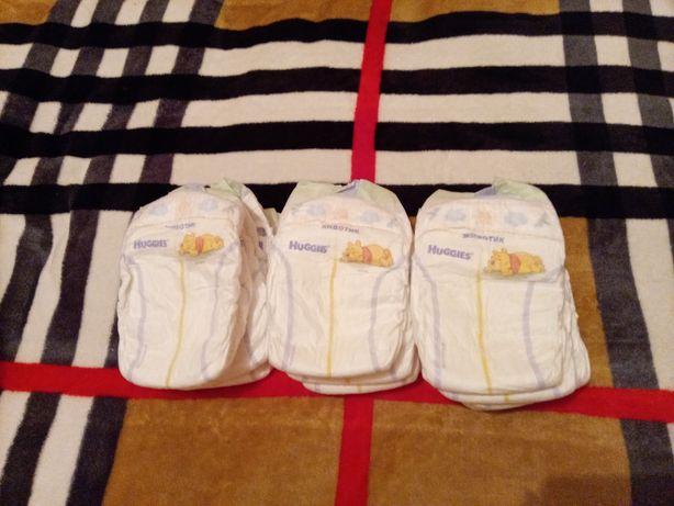 Післяродові прокладки, памперси Huggies elite soft 2