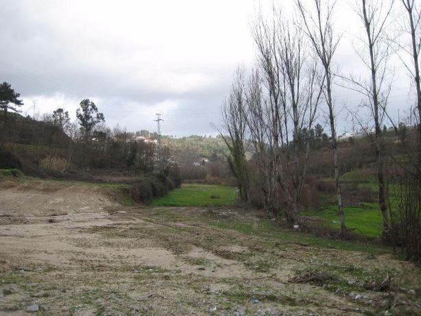 terreno agrícola em Amarante junto a ribeiro,p/agricultura biológica