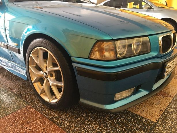 Диски на BMW (BBS SR R17 5*120 7.5J ET35) + 225/45 R17 Barum