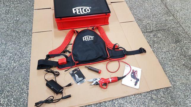 Sekator elektryczny sadowniczy Felco 801 lekki 735 gramow 2014r