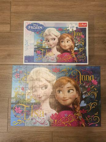 Puzzle Disney Frozen 100 el.
