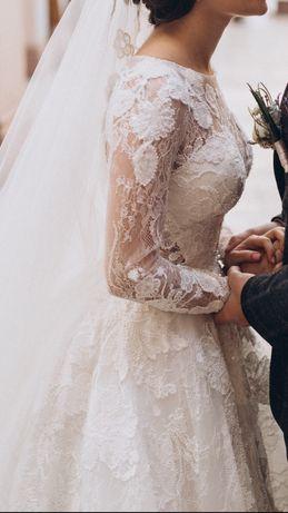 Продам роскошное свадебное платье Rozy 2019 от бутика «Кокос»