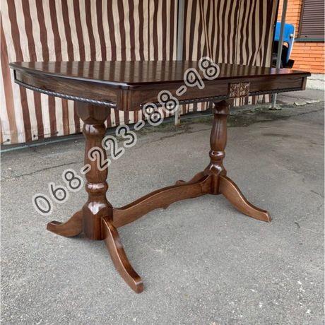 Стол на кухню Лео. Стол деревяный. Стол раскладной. Столы. Стіл. Столи