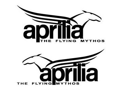 Aprilia Mythos autocolantes