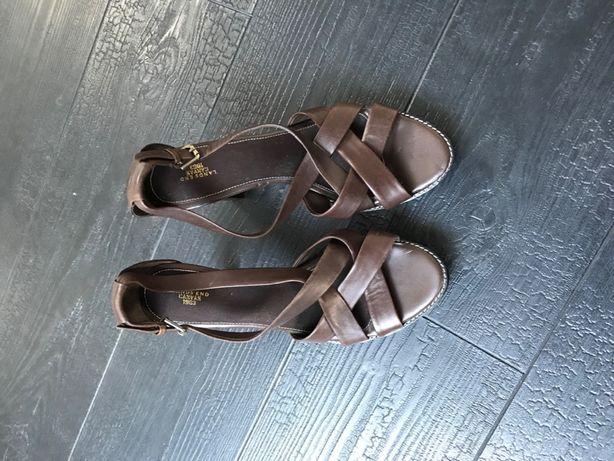 buty skórzane 42