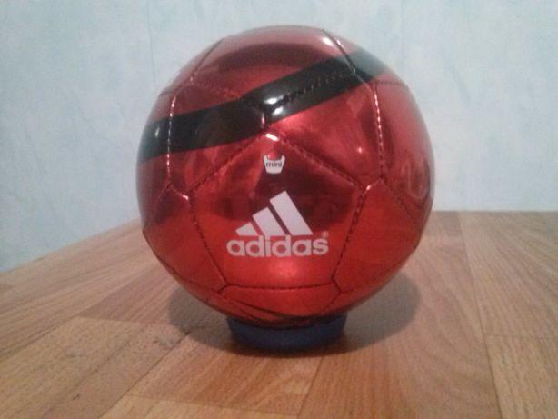 Мяч коллекционный гандбол адидас, кока-кола