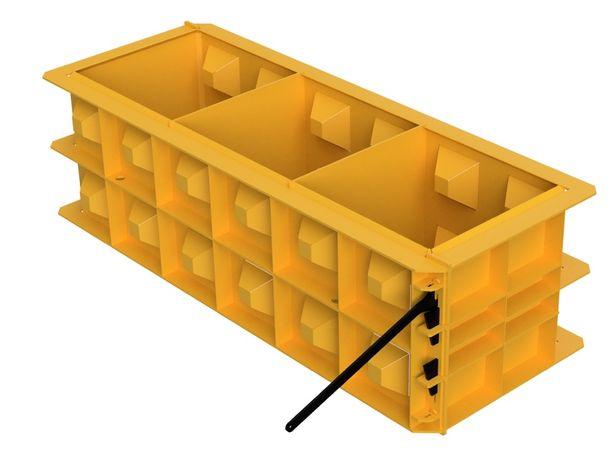 Formy 180/60/60 bloki lego, Big Block, Formy do betonu, RÓŻNE WYMIARY!