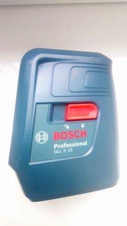 Лазерный уровень нивелир BOSCH GLL3-15 professional