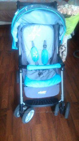 Коляска прогулочная Baby Design Tiny, срочно,цену снижено