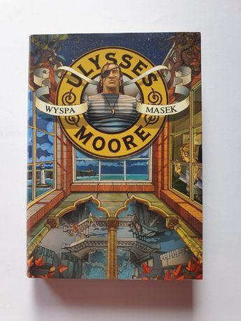 Książka Ulysses Moore część 4 wyspa masek
