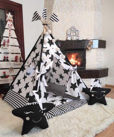Вигвам палатка детская шалаш шатер игровой домик хатка