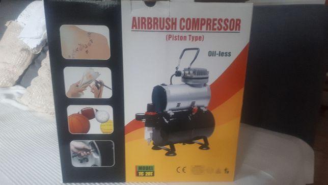 Kompresor z butlą 3,0 litra TC-20T