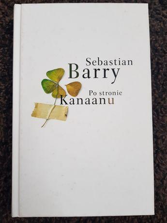 Sebastian Barry Po stronie Kanaanu