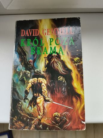 David Gemmell Król poza bramą