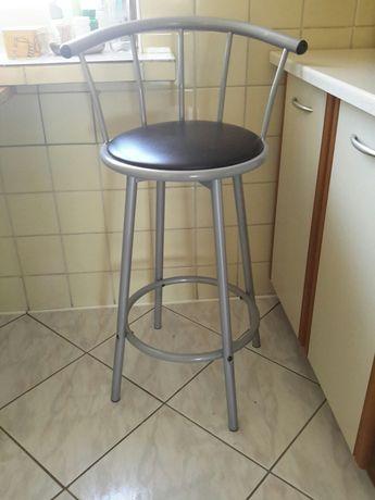 krzesło  wysokie hoker