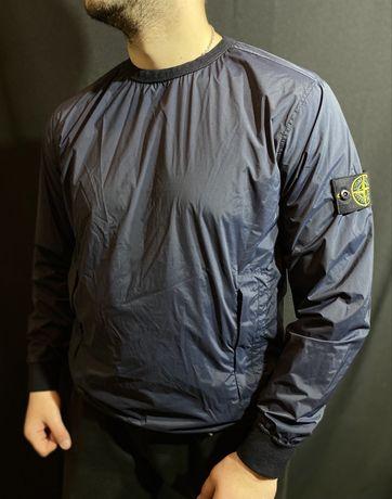 Свитшот Stone Island Skin Touch Nylon-TC оригинал куртка
