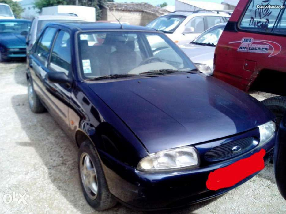 Vendo peças ford fiesta de 1996 Ponte de Lima - imagem 1