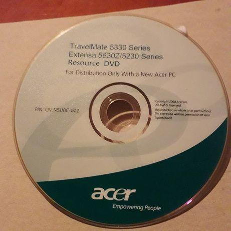 DVD. Oprogramowanie do laptopa.Acer.