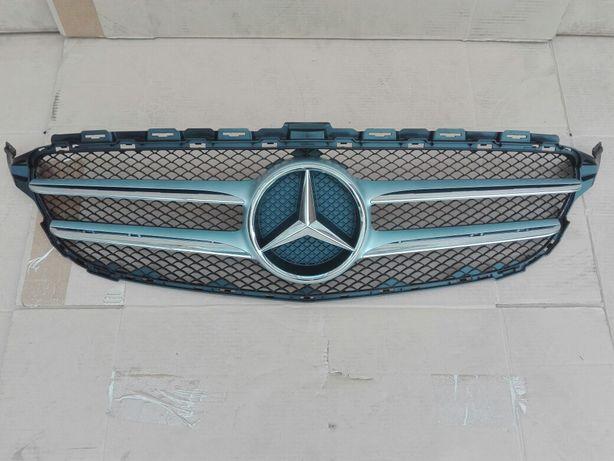 Mercedes grill atrapa w205 c klasa