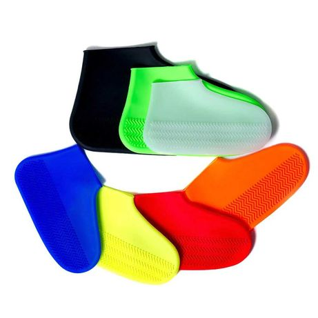 Силиконовые чехлы - бахилы для обуви