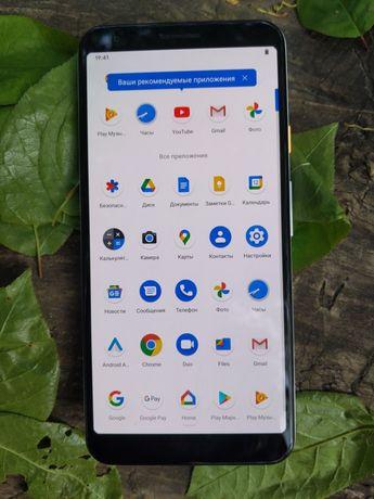 Pixel 3a XL white, 4/64 GB