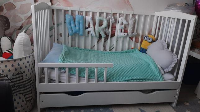 Łóżeczko dla dziecka 120x60