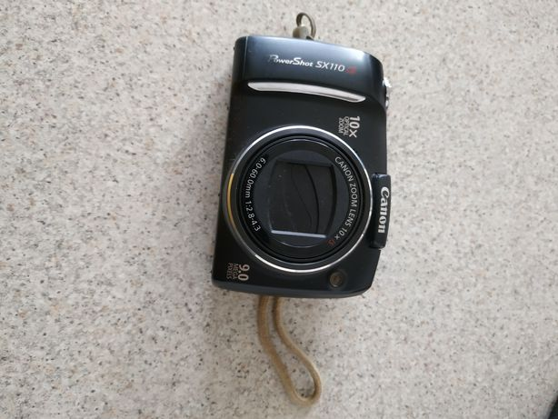 Canon PowerShot sx110is