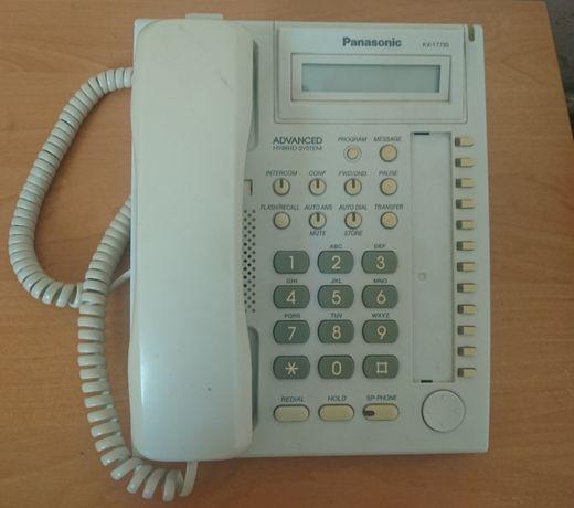 Телефон системный Panasonic KX-T7730