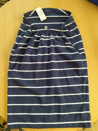 Nowa spódniczka z metką dla przyszlej mamy Tom&rose