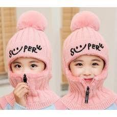 Шапка - шлем для мальчиков и девочек