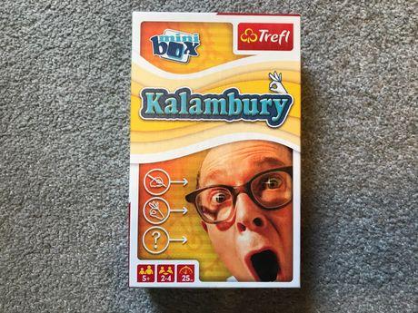 Kalambury Gra Trefl NOWA! na prezent