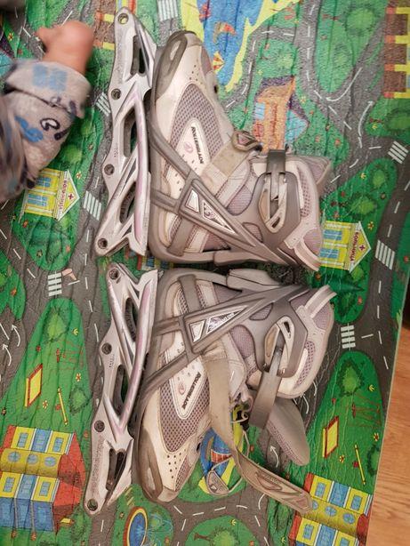 Ролики Rollerblade 38-38,5 размер