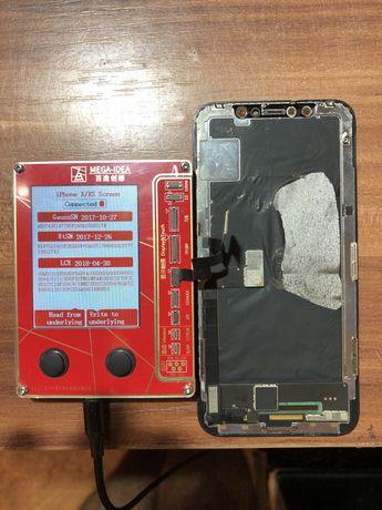iphone 8/8P/X/XR/XS/XSMAX/11/11PRO/11PROMAX naprawa TRUE-TONE