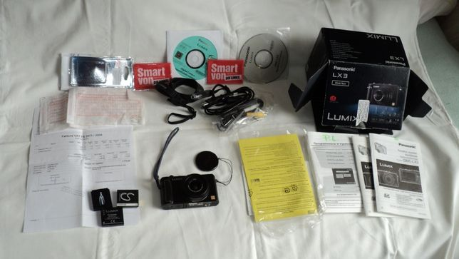 Panasonic/Lumix.DMC-LX3