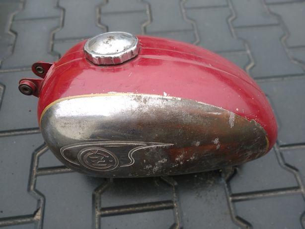 Bak zbiornik paliwa cześć z Jawa 250