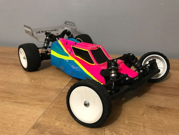 XRAY Xb2 2020 Hobbywing Justock RC Buggy 1:10