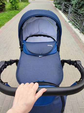 Дитяча коляска 3 в 1 Verdi Sonic Plus
