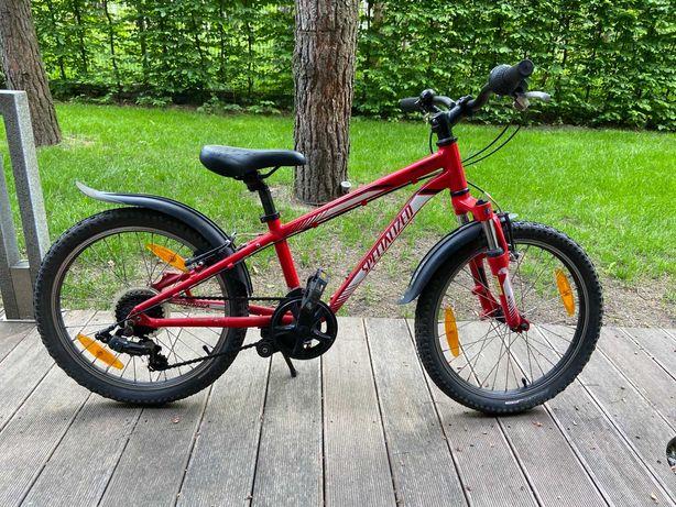 Rower dziecięcy Specialized Hotrock 20