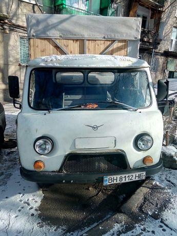 УАЗ 3303-01 4WD 1993 г грузовой 1,5 т на газу цена 100.000 грн