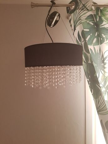 Lampa glamour NOWA